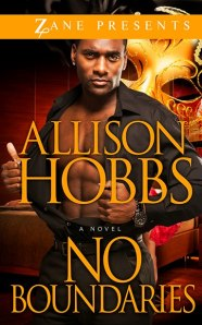 No Boundaries by-Allison Hobbs