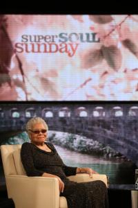Maya Angelou on Super Soul Sunday
