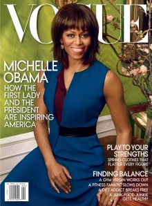 Michelle Obama Vogue Cover 4-2013