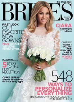 Ciara- Brides mag