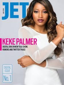 KeKe Palmer Jet Cover